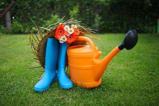 Les indispensables pour bien jardiner