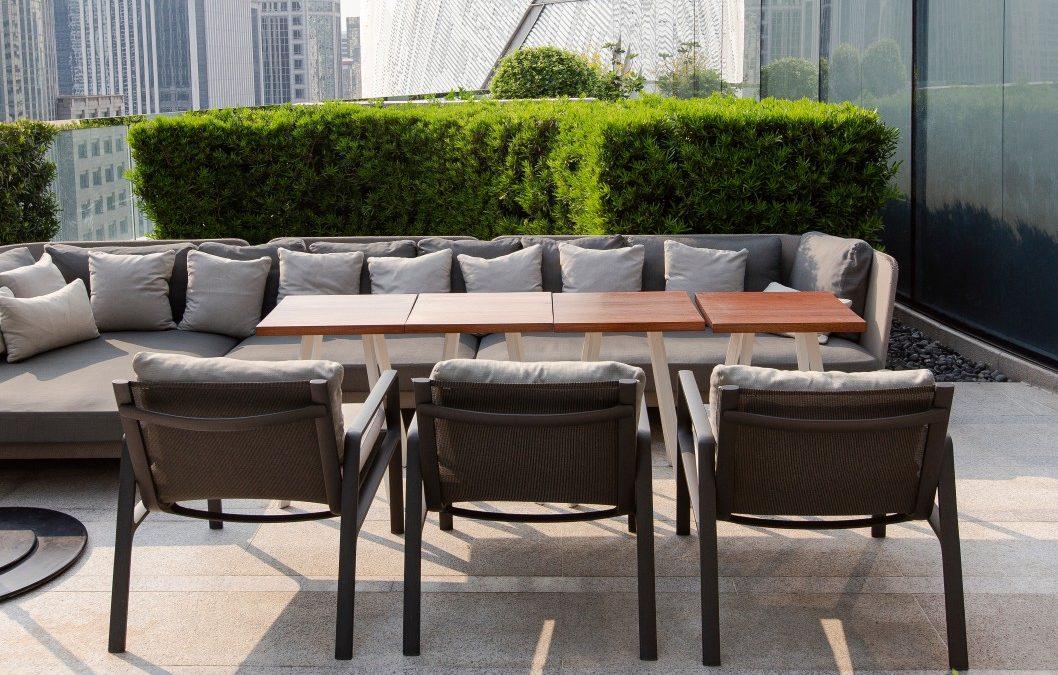 Quel bois choisir pour son mobilier de jardin ?